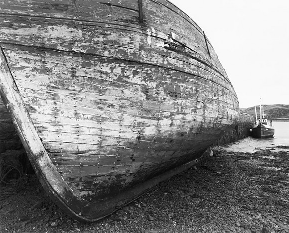 Boat - Letterfrack, Co. Galway  Ireland   1992